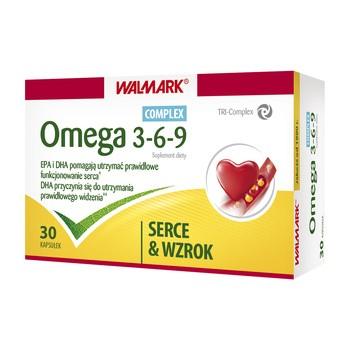 Omega 3-6-9, kapsułki, 30 szt.