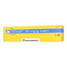 Dolgit, 50 mg/g, krem, 50 g