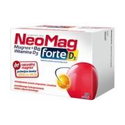 NeoMag Forte D3, tabletki, 50 szt.