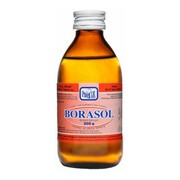 Borasol, 30 mg/g, roztwór na skórę, 200 g