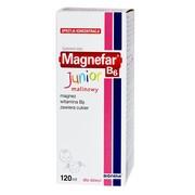 Magnefar B6 Junior, syrop, 120 ml