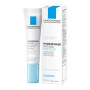 La Roche-Posay Hydraphase Intense, żel pod oczy, intensywnie nawilżający, 15 ml