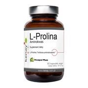 L-Prolina, kapsułki, 60 szt.