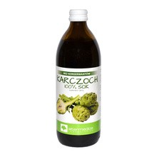 Karczoch, sok, 500 ml (Alter Medica)