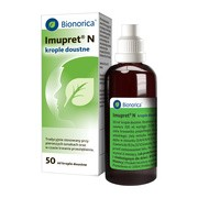 Imupret N, 1 ml/ml, krople doustne, 50 ml
