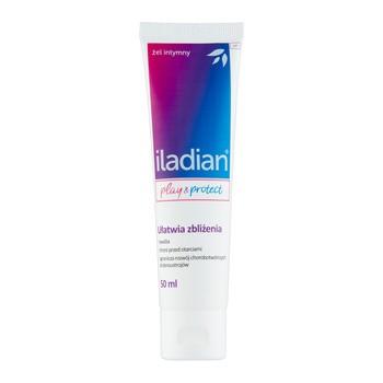 Iladian Play & Protect, żel dopochwowy, intymny, 50 ml