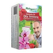 Herbatka dla Seniora, z zielem wierzbownicy, fix, 2,5 g, saszetki, 20 szt.