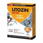 Litozin Activ, tabletki, 30 szt.