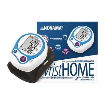 Ciśnieniomierz nadgarstkowy automatyczny Novama wristHome BP111, 1 szt.