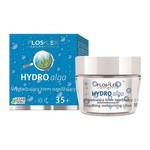 FlosLek Laboratorium Hydro alga, wygładzający krem nawilżający na dzień i na noc 35+, 50 ml