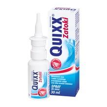 Quixx Zatoki, spray do nosa, 30 ml