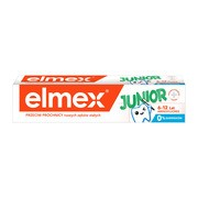 Elmex Junior, pasta do zębów z aminofluorkiem, dla dzieci 6-12 lat, 75 ml