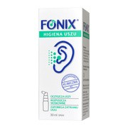 Fonix Higiena Uszu, spray, 30 ml