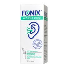 Fonix Higiena Uszu, spray, 30 ml