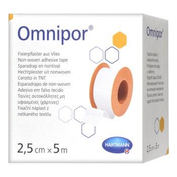 Przylepiec Omnipor, 5 m x 2,5 cm, 1 szt.