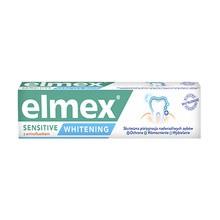 Elmex Sensitive Whitening, pasta do zębów z aminofluorkiem, 75 ml
