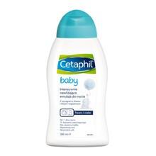 Cetaphil Baby, emulsja do mycia ciała i włosów z gliceryną i pantenolem, 300 ml
