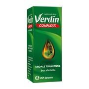 Verdin Complexx, krople, trawienne, 40 ml