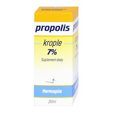 Farmapia Propolis, 7%, krople, 20 ml