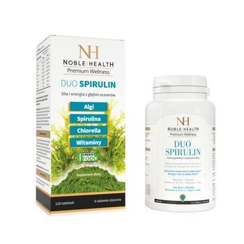 Duo Spirulin, tabletki, 120 szt.