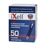 iXell, test paskowy, 50 pasków