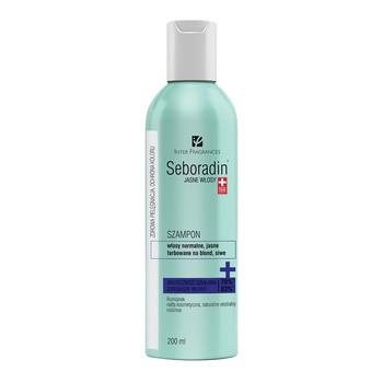 Seboradin Jasne Włosy, szampon do włosów, 200 ml