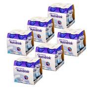 Zestaw 6x Nutridrink, smaku neutralny, płyn, 4 x 125 ml