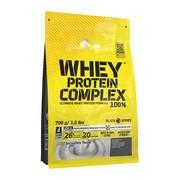 Olimp Whey Protein Complex 100%, proszek, smak truskawkowy, 700 g