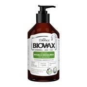 Biovax Zielona Ekoglinka, myjąca odżywka do włosów z glinką, 200 ml