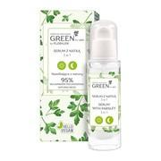 FlosLek, Green for skin, serum z natką 3w1, 30 ml