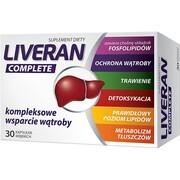 Liveran Complete, kapsułki, 30 szt.