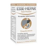 Esse-Hepar Super Premium, kapsułki, 30 szt.