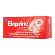 Eloprine, 500 mg, tabletki, 50 szt.