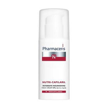 Pharmaceris N Nutri-Capilaril, intensywny krem odżywczy, 50 ml