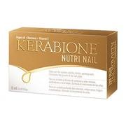 Kerabione Nutri Nail, intensywny zabieg do paznokci i skórek, 8 ml