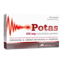 Olimp Potas, tabletki, 60 szt.