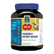 Miód Manuka MGO 30+, nektarowy, 1000 g