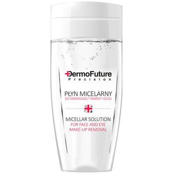 DermoFuture, płyn micelarny do demakijażu twarzy i oczu, 150 ml