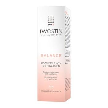 Iwostin Balance, rozświetlający krem na dzień, 50 ml