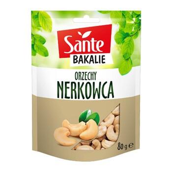 SANTE Bakalie, orzechy nerkowca, 80 g