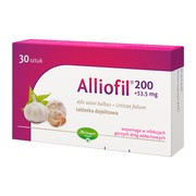 Alliofil, tabletki dojelitowe, 30 szt.