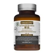Singularis Naturalna Witamina B12 Metylokobalamina, kapsułki, 120 szt.