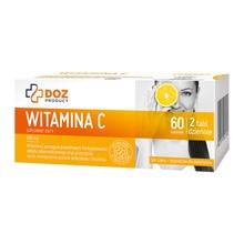DOZ PRODUCT Witamina C, tabletki powlekane, 60 szt.