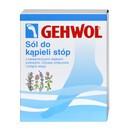 Gehwol Fussbad, sól ziołowa do kąpieli stóp, 20 g, 10 szt