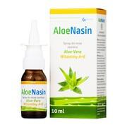 AloeNasin A+E, spray do nosa z aloesem i witaminami A+E, 10 ml