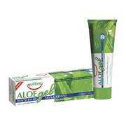 Equilibra, pasta do zębów o potrójnym działaniu, żel aloesowy, 75 ml