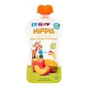 HiPP HiPPiS BIO, mus jabłka, mango, brzoskwinie, po 6. miesiącu, 100 g