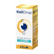 KaliDrop, krople do oczu, z jodkiem potasu, 10 ml