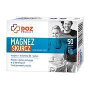 DOZ PRODUCT Magnez Skurcz, tabletki powlekane,  50 szt.