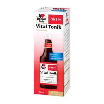 Doppelherz Vital Tonik, płyn, 750 ml
